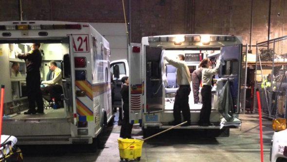 Boston EMS TV show on ABC: season 2 (canceled or renewed?)