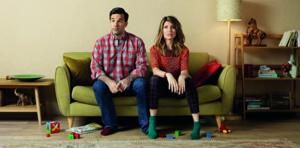 Catastrophe TV show on Channel 4 and Amazon: seasons 3 and 4 renewal.