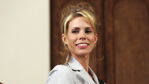 Curb Your Enthusiasm TV show on HBO: season 9 (canceled or renewed?); Cheryl Hines in season 9 of Curb Your Enthusiasm TV series on HBO.