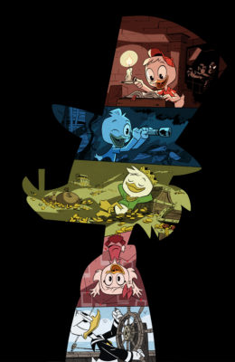 DUCKTALES TV show on Disney XD