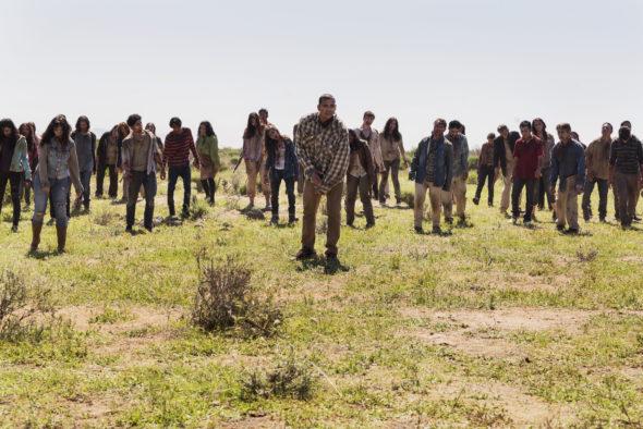 Fear the Walking Dead TV show on AMC: season 2B (canceled or renewed?).