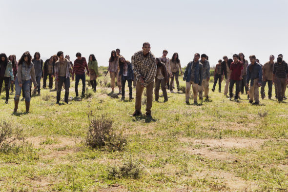 Fear the Walking Dead TV show on AMC: season 2B (canceled or renewed?).