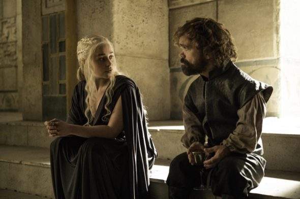 Game of Thrones TV show on HBO: season 7 (canceled or renewed?).