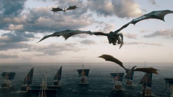 Game of Thrones TV show on HBO: season 7 delayed (canceled or renewed?).
