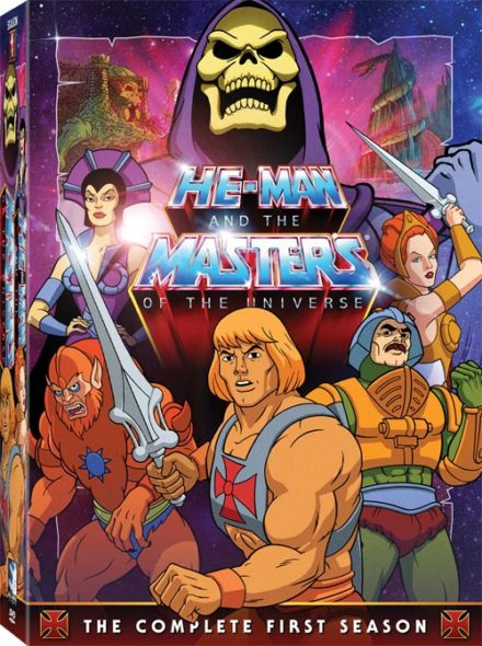He-Man and the Masters of the Universe TV show revived for Comic-Con 2016 by Super7.