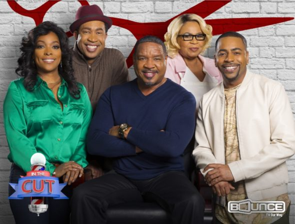 In the Cut TV show on Bounce TV: season 2 (canceled or renewed?).