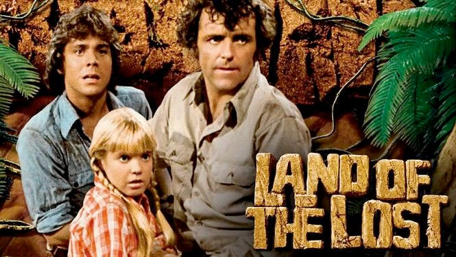 Land of the Lost TV show revival