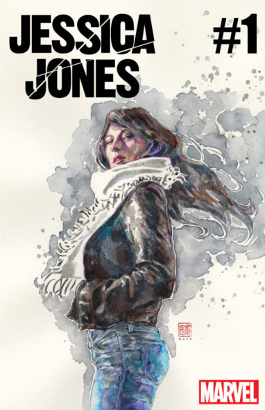 Marvel's Jessica Jones TV show on Netflix: canceled or renewed? Marvel's Jessica Jones Comic Book Reboot.