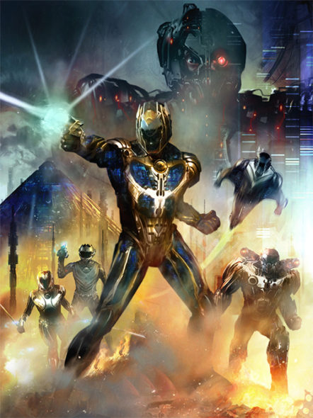 Phoenix Rising: Captain Power and the Soldiers of the Future TV show sequel in development.