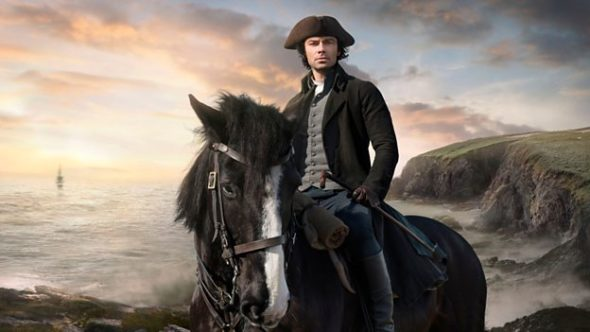 Poldark TV show on PBS and BBC One: season 3 renewal.