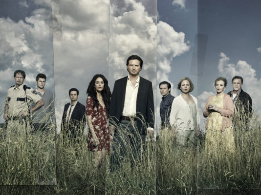 Rectify TV show on SundanceTV