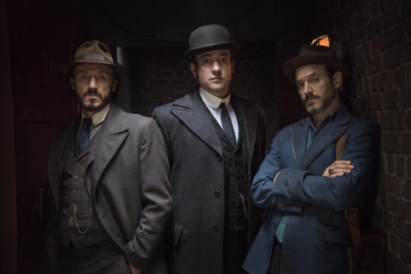 Ripper Street TV show on BBC America: season 4 (canceled or renewed?)
