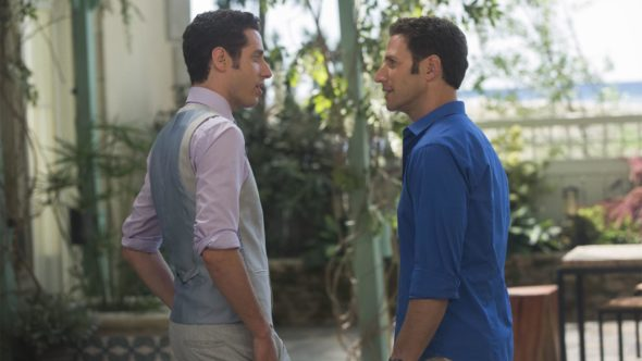 Royal Pains TV show on USA Network season 8 ending, no season 9.