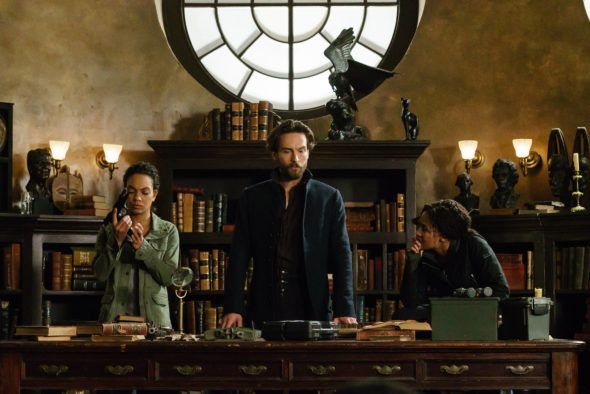 Sleepy Hollow TV show on FOX: season 4 casting Abbie replacement (canceled or renewed?).