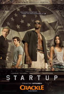 Startup TV show on Crackle