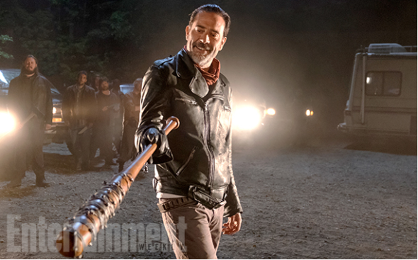 The Walking Dead TV show on AMC
