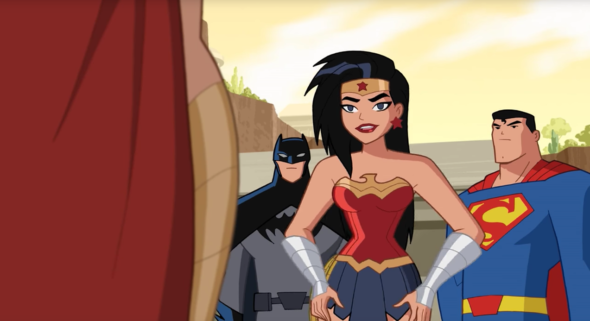 Justice League Action: First Look Video Released At SDCC