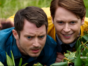 Dirk Gently's Holistic Detective Agency TV show on BBC America