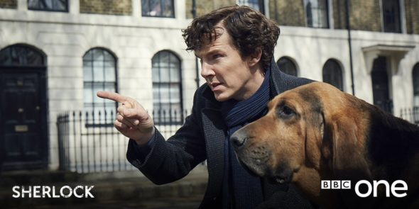 Sherlock TV show on PBS and BBC One: season 4 (canceled or renewed?)
