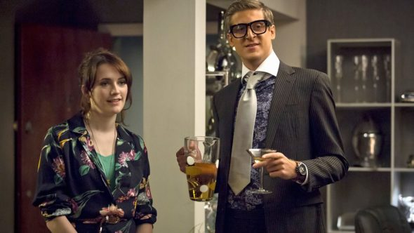 Siblings TV show on BBC Three: canceled, no season 3.
