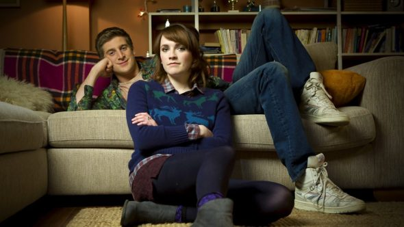Siblings TV show on BBC Three: canceled, no season 3.