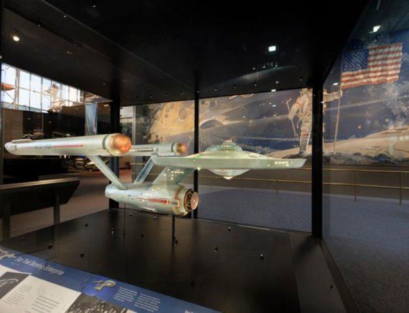 "Star Trek TV show: ""Building Star Trek"" TV show special on Smithsonian Channel."