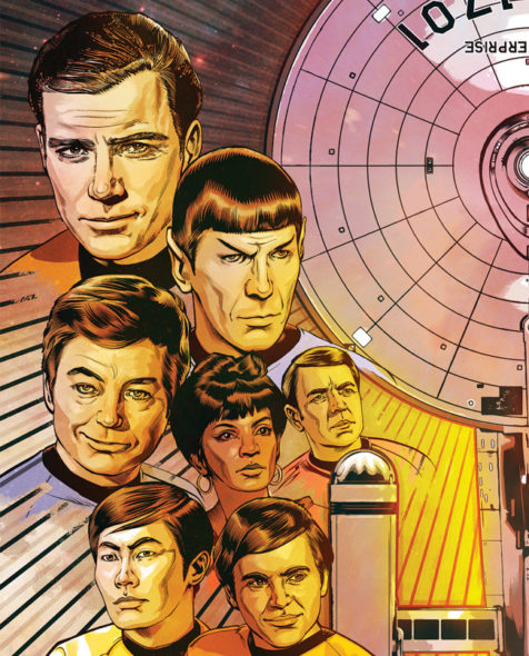 Stark Trek The Original Series IDW Comic Book 59 (a)