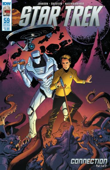 Stark Trek The Original Series IDW Comic Book 59 (b)