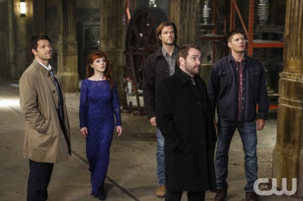 Supernatural TV show on The CW: season 12 (canceled or renewed?)