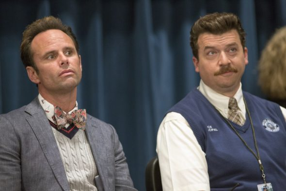 Vice Principals TV show on HBO: season 1 (canceled or renewed?).
