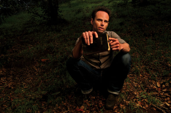 Walton Goggins: Justified TV show on FX: ended; no season 7.