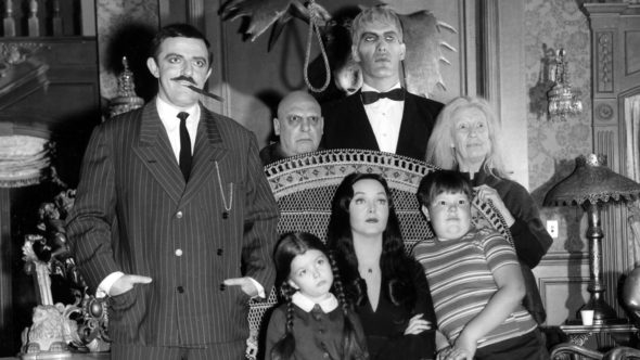 The Addams Family TV show
