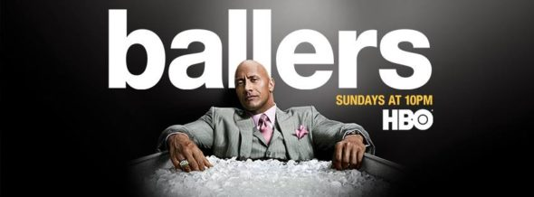 Ballers TV show on HBO: ratings (cancel or renew for season 3?)
