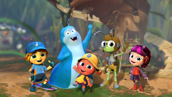 Beat Bugs TV show on Netflix: season 2