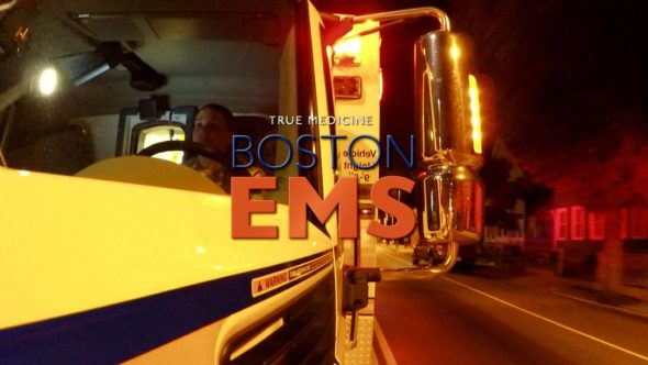 Boston EMS TV show on ABC: ratings (cancel or renew?)