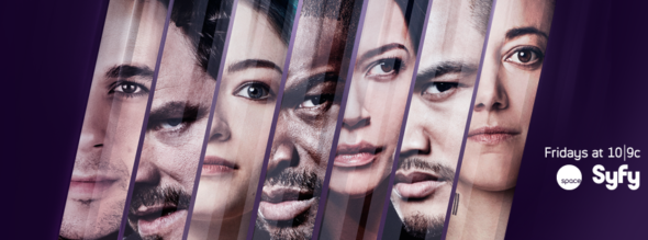 Dark Matter TV show on Syfy: ratings (cancel or renew for season 3?)
