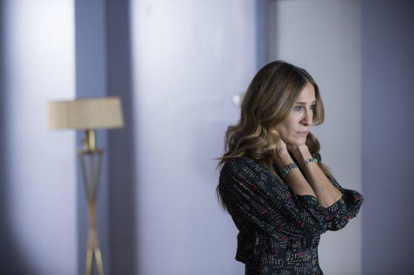 Divorce TV show on HBO