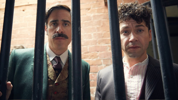 Houdini & Doyle TV show on FOX: canceled or season two?