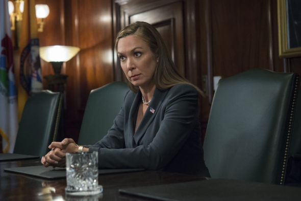 House of Cards TV show on Netflix
