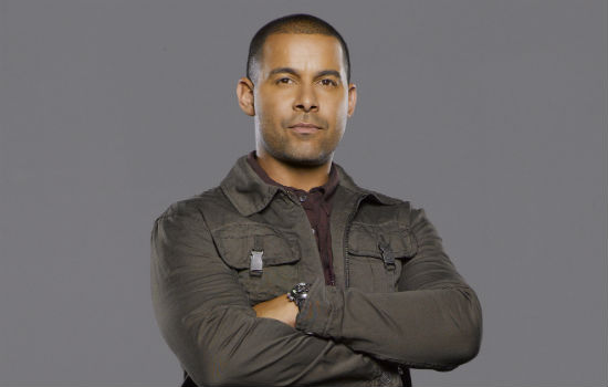 Jon Huertas, Castle TV show on ABC
