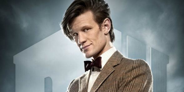 Doctor Who TV show on BBC