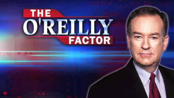 The O' Reilly Factor TV show on FOX News