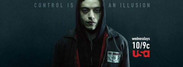 Mr Robot TV show on USA Network: ratings (cancel or renew for season 3?)