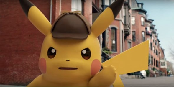 Pokémon TV show; Pokémon Live-Action Movie from Legendary Entertainment.