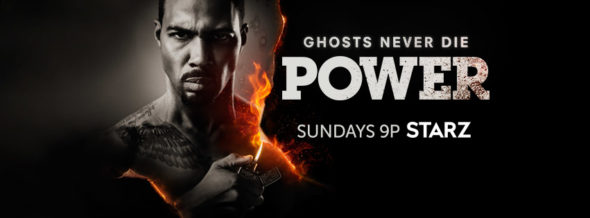 Power TV show on Starz: ratings (cancel or renew for season 4?)