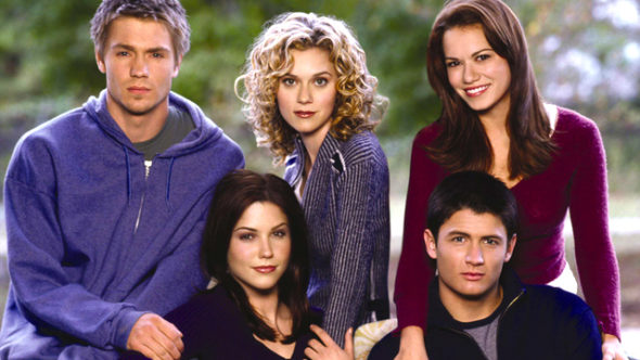 One Tree Hill TV show on The CW