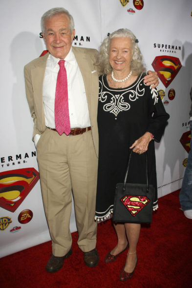 Noel Neill dead at age 95. Lois Lane on Adventures of Superman TV show.