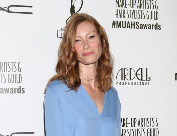 Alyssa Sutherland cast in The Myst TV show on Spike TV: season 1 (canceled or renewed?).