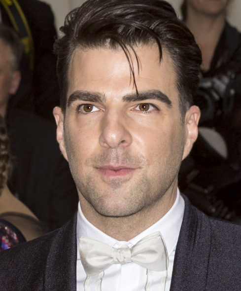 Biopunk TV show canceled or renewed? Zachary Quinto to star in Biopunk TV series.