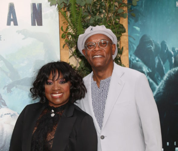 Samuel L. Jackson and LaTanya Richardson Jackson developing celebrity hometown TV series.